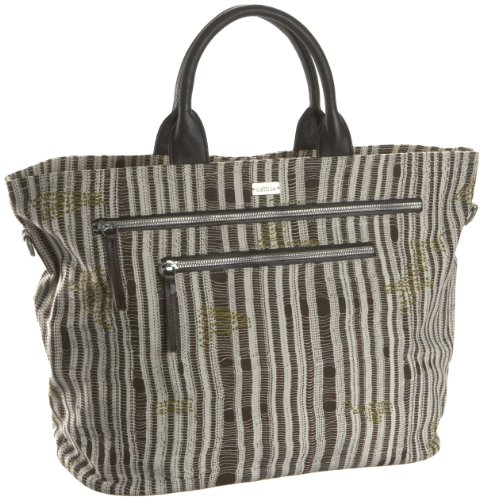 Saltbox Darn-Knit Large Travel Bag