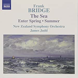 Bridge: The Sea; Enter Spring; Summer; Two Poems for Orchestra