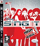Disney Sing It: High School Musical 3 Senior Year with Microphone (PS3)