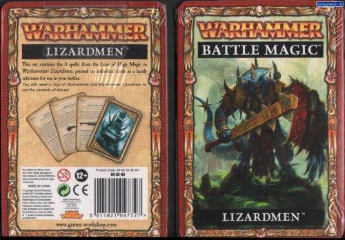 Warhammer Battle Magic Lizardmen - 1