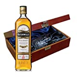 Bushmills Irish Whiskey In Luxury Box With Royal Scot Glass
