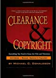img - for Clearance & Copyright: Everything You Need to Know for Film and Television book / textbook / text book