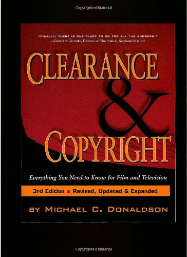 Clearance & Copyright: Everything You Need to Know...