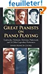 Great Pianists on Piano Playing: Godo...