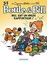 Boule et Bill, tome 37 : Bill est un gros rapporteur ! par Roba