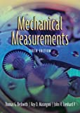 By Thomas G. Beckwith Mechanical Measurements (6th Edition)