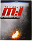 Pack - Trilogía Mision Imposible (Bd) [Blu-ray]