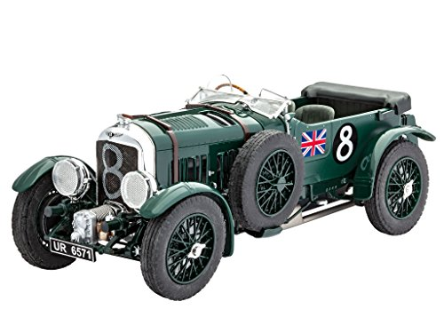 Revell 07007 - Bentley 4.5 L Blower Kit di Modello in Plastica, Scala 1:24