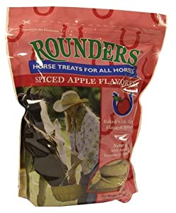 Rounders Horse Treat, 30 oz Apple