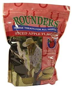 Rounders Horse Treat, 30 oz Apple