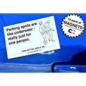 Do Your Park Magnets Bad Parking Tickets (Pack Of 10)