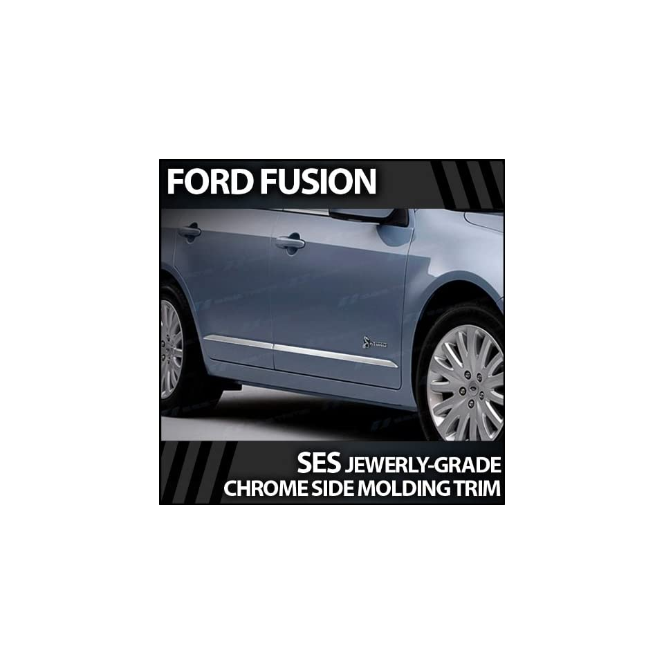 2006 2011 Ford Fusion SES Chrome Door Molding Trim