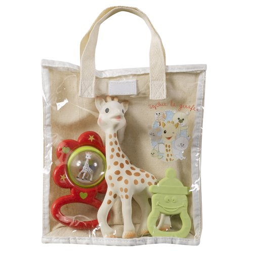 Vulli Sophie la Giraffe Cotton Gift Bag