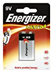 Energizer Ultra+ 9V Battery by Energizer Batteries