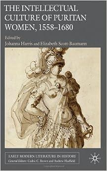 Women's Roles in Puritan Society