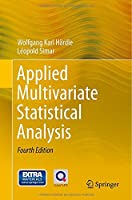 Applied Multivariate Statistical Analysis, 4th Edition Front Cover