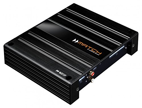 MATCH PP82DSP Amplificateur 8 canaux 8 x 55 W 4 Ohm / 8 x 70 W 2 Ohm
