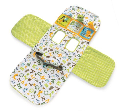 Eddie Bauer 3-in-1 Playmat High Chair Cover Cart (Discontinued by Manufacturer)