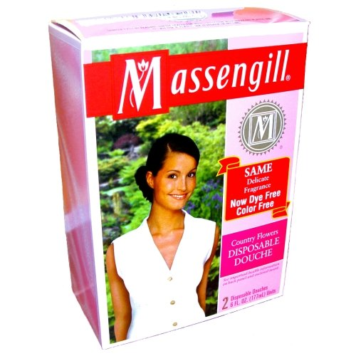 Amazon.com: Massengill Douche Country Flower - 2X6OZ, 25 pack