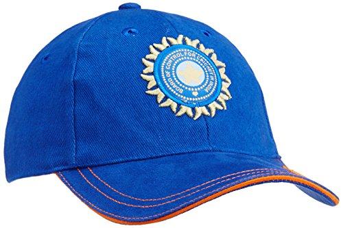 ICC CWC 2015 Team India Cap (Royal Blue)