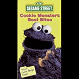 Sesame Street - Cookie Monsters Best Bites [VHS]