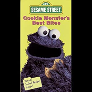Amazon.com: Sesame Street - Cookie Monster's Best Bites ...