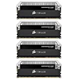 Corsair CMD16GX3M4A2133C9 Dominator Platinum 16GB (4x4GB) DDR3 2133 Mhz CL9 Enthusiast Desktop Memory Kit