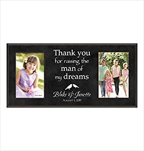 Wedding Gifts For Parents Amazon : Amazon.com - Parent Wedding Gift, Personalized 4 6 Photo Frame ...