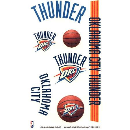 Thunder Temporary Tattoos - 1
