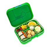 Yumbox Leakproof Bento Lunch Box Container (New Design Pomme Green) for Kids