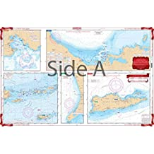 Waterproof Charts Waterproof Chart, 32 US AND BRITISH VIRGIN ISLANDS
