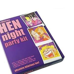 Hen Night Party Kit