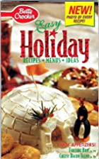 Betty Crocker Creative Recipes: Easy Holiday…