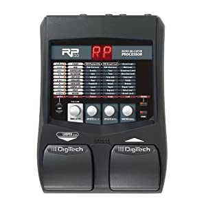 DigiTech RP155 Guitar Multi-Effects Processor