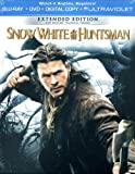 Snow White & the Huntsman (Blu-ray + DVD + Digital Copy + UltraViolet) (Extended & Theatrical Editions) (Collectible Character Edition)