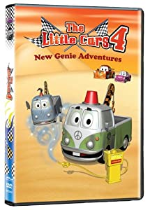 Little Cars, New Genie Adventures