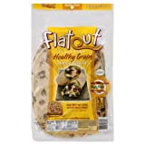 Flatout Healthy Grain Flatbread Honey Wheat 11.2 Oz Wraps- 2 Pack