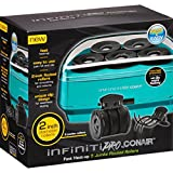 Infiniti Pro by Conair 2 Jumbo Flocked Rollers, 5 count Infiniti By Conair