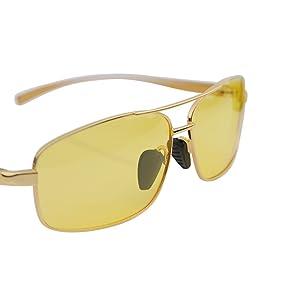 7d3100e3ac QUORA Night Driving Glasses Anti Glare Vision Driver Safety Sunglasses Rain  Day Night Vision Sunglasses
