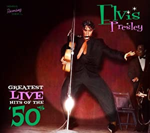 Greatest Live Hits Of The 50'S