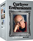 Curb Your Enthusiasm (Complete Series 1-8) - 17-DVD Box Set ( Curb Your Enthusiasm - Complete Series One to Eight ) [ NON-USA FORMAT, PAL, Reg.2 Import - United Kingdom ]