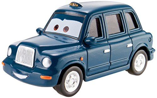 Disney/Pixar Cars Chauncy Fares Diecast Vehicle - 1