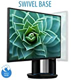 V7-Select-L238DPH-2ES-604cm-238-Zoll-IPS-Monitor-Displayport-HDMI-DVI-VGA-Full-HD-5ms-Reaktionszeit-Lautsprecher-EEK-A-EUUK-Stecker-mattes-Display-Pivotfunktion-Schwarz
