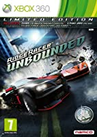 Ridge Racer Unbounded - Limited Edition (Xbox 360)