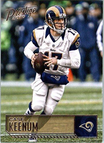 2016 Panini Prestige #179 Case Keenum Los Angeles Rams ...
