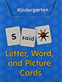 img - for Houghton Mifflin Reading: The Nation's Choice: Letter, Word, and Picture Cards Grade K book / textbook / text book
