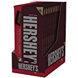 Hershey's Special Dark Mildly Sweet Chocolate Extra Large Bar, 4.25-Ounce Bars (Pack of 12)