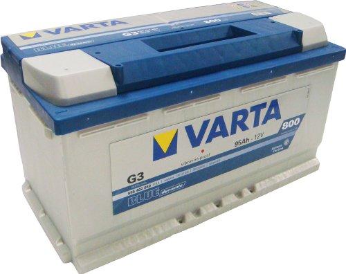 Varta Blue Dynamic Autobatterie G3 5954020803