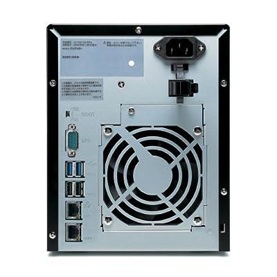 Buffalo TeraStation 5200 2-Bay 2 TB (2 x 1 TB) RAID Network Attached Storage
