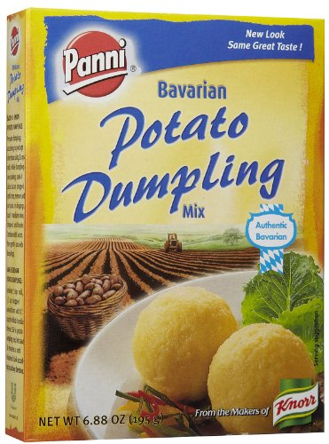 Panni Bavarian Potato Dumpling Mix - 6.88 oz (Potato Dumpling Mix compare prices)